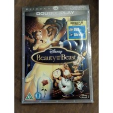 Beauty and the Beast (DVD and Blu-Ray) Diamond Edition