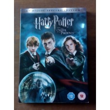 Harry Potter and the Order of the Phoenix (2 Disc)