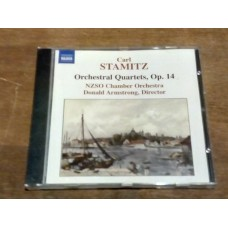 Carl Stamitz - Orchestral Quartets, Op. 14 - Donald Armstrong