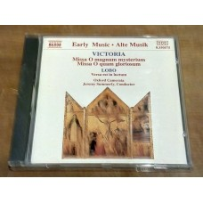 Early Music - Victoria - Masses - Lobo Versa est in luctum