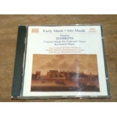 Tomkins - Consort Music For Viols And Voices