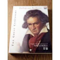 The Great Composers Series: Beethoven (2xCD + DVD)