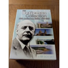The Betjeman Collection - 100th Anniversary Edition 4xDVD