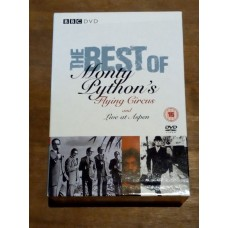 The Best of Monty Python's Flying Circus Volumes 1-3 / Live at Aspen