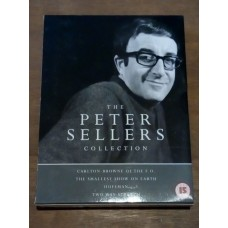 The Peter Sellers Collection - The Smallest Show on Earth / Carlton-Browne of the F.O. / Two Way Stretch / Hoffman