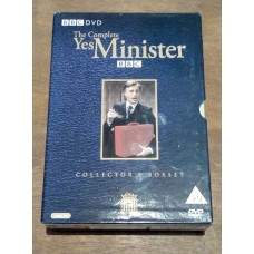The Complete Yes Minister - Collector's Boxset Series 1-3