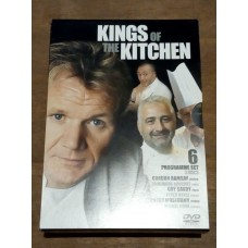 6 Programme Set  - Kings of the Kitchen