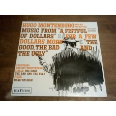 Music From - A Fistful Of Dollars - For A Few Dollars More - The Good, The Bad And The Ugly