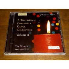 A Traditional Christmas Carol Collection Vol. 2 - The Sixteen - Harry Christophers