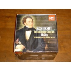 Schubert - The Collector's Edition - The Masterpieces - The Greatest Artists (50xCD)