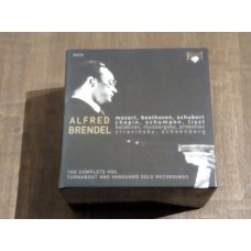 Alfred Brendel - Complete Vox: Turnabout and Vanguard Solo Recordings (35xCD)