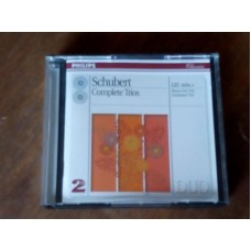 Schubert - Complete Trios - Beaux Arts Trio (2xCD)