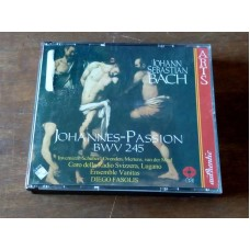 Bach - St. Johannes Passion BWV 245 Diego Fasolis (2xCD)