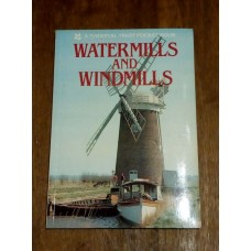 Watermills and Windmills - National Trust pocket book J.Kenneth Major 1986