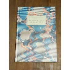 Victoria and Albert Colour Books - Decorative End Papers Series 1