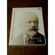 Tchaikovsky - the Great Composers (DVD + 2xCD)