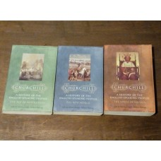 Churchill - A History of the English Speaking People Volumes 1-3