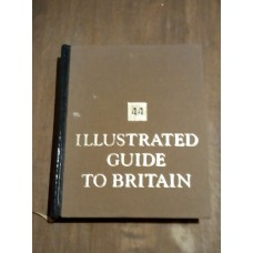 AA Illustrated Guide to Britain Hardcover 1971 Drive Publications