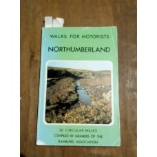 Northumberland Walks for Motorists - 30 Circular Walks - Ramblers Association