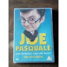 Joe Pasquale - Does He Really Talk Like That? The Live Show
