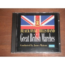 Great British Marches - Black Dyke Mills Band - James Watson