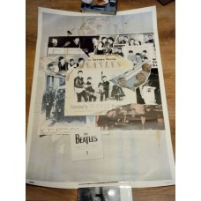 Large Beatles Anthology 64cm x 90cm Poster
