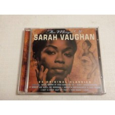 The Magic of Sarah Vaughan - 25 Original Classics