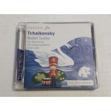 Tchaikovsky - Ballet Suites - Nutracker, Swan Lake, Sleeping Beauty - Classic FM