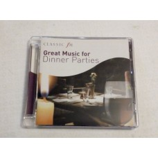 Great Music for Dinner Parties - Classic FM