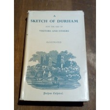 Sketch of Durham for the use of Visitors and Others - 1972