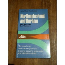 Northumberland and Durham - F.R Banks - Letts Motor Tour Guides