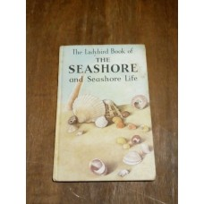 Vintage Ladybird Book of The Seashore and Seashore Life 536 - 1964