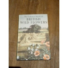 Vintage Ladybird Book of British Flowers - 536 - 1957