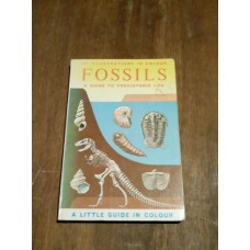 Fossils - A guide to prehistoric life  - Little guides in colour