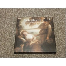 Schubert: Music for Piano Duet (4xCD)