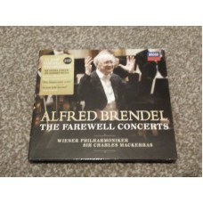 Alfred Brendel - The Farewell Concerts (2xCD) Mackerras
