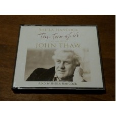 The Two of Us: My Life with John Thaw (Audiobook 4xCD) by Sheila Hancock