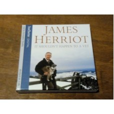 It Shouldn't Happen To A Vet by James Herriot and Christopher Timothy (3xCD)