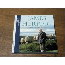 Every Living Thing by James Herriot read by Christopher Timothy (3xCD)