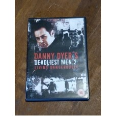 Danny Dyers Deadliest Men 2 Living Dangerously 2 Disc