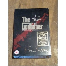 The Godfather Trilogy - The Coppola Restoration (5 Disc)
