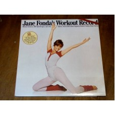 Jane Fonda's Workout Record New And Improved 2x12""