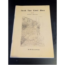 Jack the Coalman and Other Poems - WB Coombs 1983