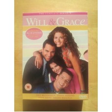 Will and Grace: Complete Series 3