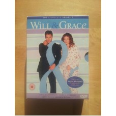 Will and Grace: Complete Series 1