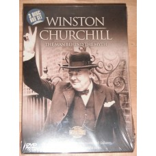 Winston Churchill Man Behind the Myth (3xDVD)