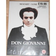 Don Giovanni (3xDVD) Mozart Losey