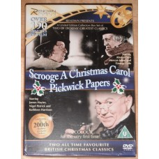 Dickens Classic Box Set Scrooge - A Christmas Carol & Pickwck Papers