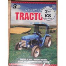 The Story Of Tractors (3xDVD)