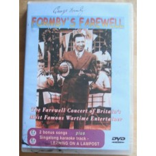 George Formby: Formby's Farewell